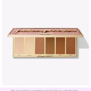 Makeup tarte pallet